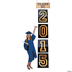 Class of 2015 Large Hanging Decoration