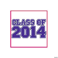 Class of 2014 Purple Tattoos