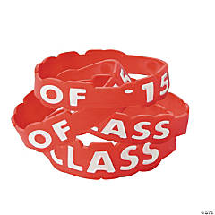 Class of 2015 Red Bracelets