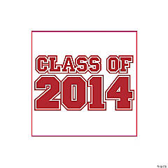 Class of 2014 Red Tattoos