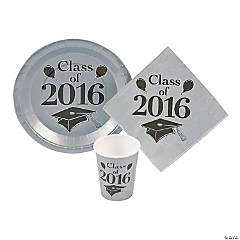 Class of 2016 Silver Tableware Set