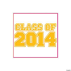 Class of 2014 Yellow Tattoos