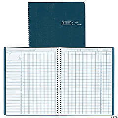 Class Record Planner Blue 8-1/2 x 11 Inch - Set of 3 planners