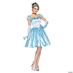 Classic Cinderella Costume for Women