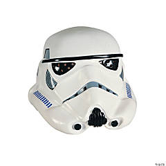 Classic Deluxe Two-Piece Adult's Stormtrooper Mask