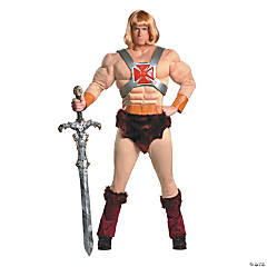 Classic He-Man Costume For Men