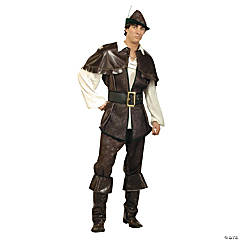 Classic Robin Hood Adult Men's Costume