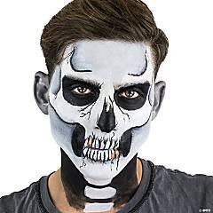 Classic Skull Stencil Makeup Kit