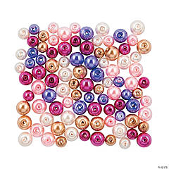 Classic Valentine Pearl Assortment - 6mm-8mm