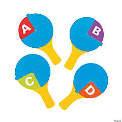 Classroom Answer Paddles