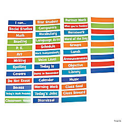 Classroom Management Magnet Set