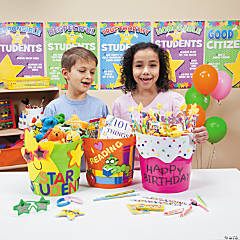 Classroom Reward Buckets