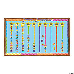 Classroom Reward Bulletin Board Set