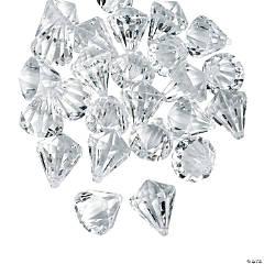 Clear Acrylic Gems