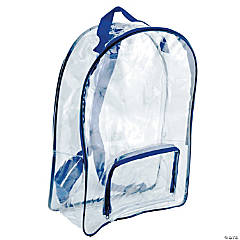 Clear Backpack, Set of 2