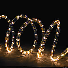 Clear Rope Lights