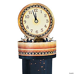 Clock Column Topper
