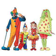 Clown Group Costumes