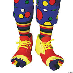 Clown Shoes and Toe Socks