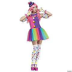 Clowning Around Costume for Women