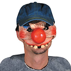 Clowning Around Mask for Adults