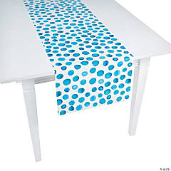 Coastal Seaside Paper Table Runner