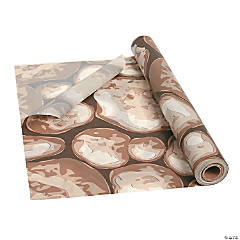 Cobble Stone Plastic Tablecloth Roll