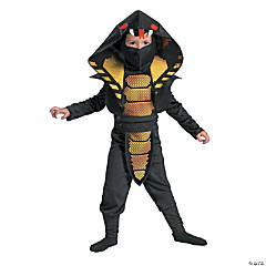 Cobra Ninja Boy's Costume
