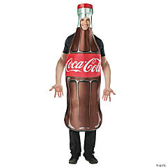 Coca Cola Bottle Adult Men's Costume