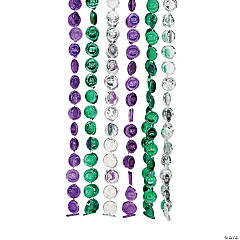 Coin Mardi Gras Beads