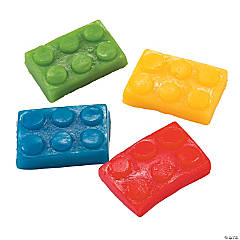 Color Brick Gummy Candy