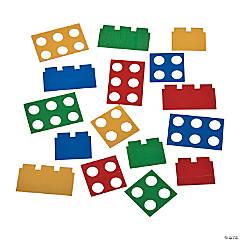 Color Brick Party Confetti
