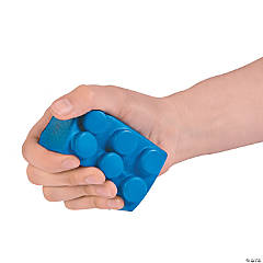 Color Brick Stress Toys