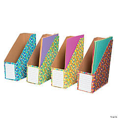 Color Dots Book Holders