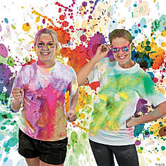 Color Run Photo Booth