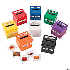 Color Sorting Boxes
