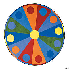 Color Wheel© Carpet