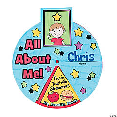 "Color Your Own ""All About Me"" Wheels"