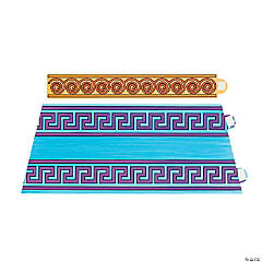 Color Your Own Greek Wristbands
