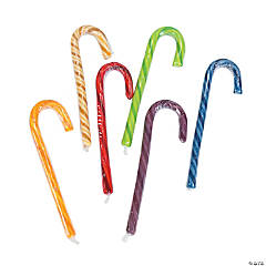 Colored Candy Canes