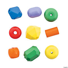 Colorful Bead Assortment - 13mm - 19mm