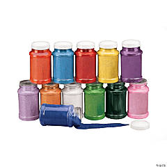 Colorful Craft Sand Assortment