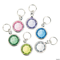 Colorful Dangle Charms