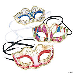 Colorful Masquerade Masks