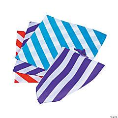 Colorful Striped Bandanas