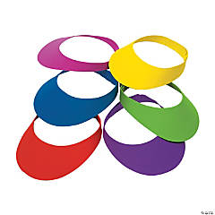 Colorful Visor Assortment