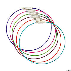 Colorful Wire Bracelets