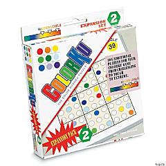 ColorKu Expansion Card Set: Advanced