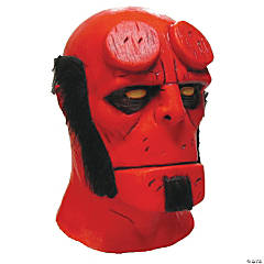 Comic Book Quality Hellboy Mask