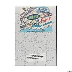 Compoz-A-Puzzle Blank Puzzles 28